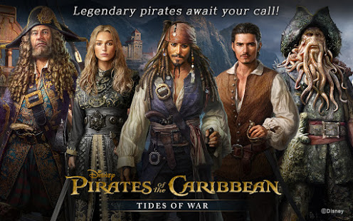 Pirates of the Caribbean ToW v1.0.164 screenshots 7