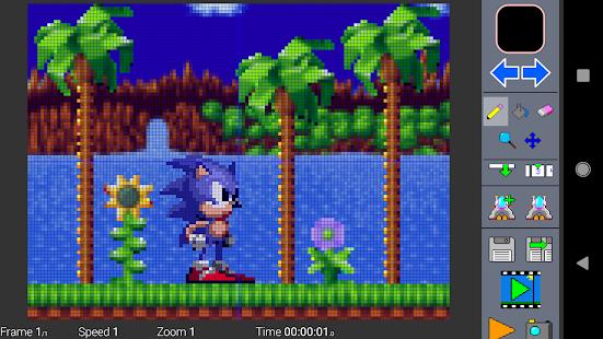 Pixel Studio – Art Animation MP4 GIF v1.11.0 screenshots 1