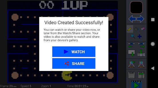 Pixel Studio – Art Animation MP4 GIF v1.11.0 screenshots 24