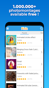 Pixiz – Photo montage amp Collage photo v1.7.0 screenshots 1