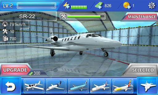 Plane Simulator 3D v1.0.7 screenshots 11