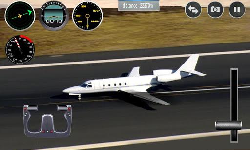 Plane Simulator 3D v1.0.7 screenshots 2