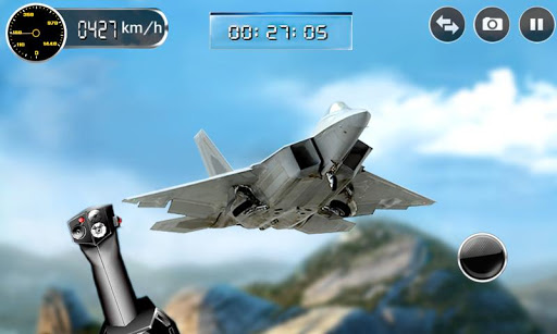 Plane Simulator 3D v1.0.7 screenshots 8
