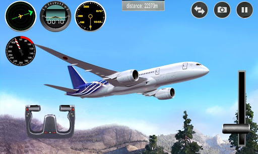 Plane Simulator 3D v1.0.7 screenshots 9