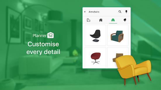 Planner 5D Room planner amp Home Interior Design v1.26.18 screenshots 11