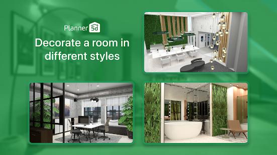 Planner 5D Room planner amp Home Interior Design v1.26.18 screenshots 13