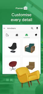 Planner 5D Room planner amp Home Interior Design v1.26.18 screenshots 4