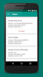 Play Services Info Update v0.15 screenshots 2