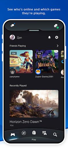 PlayStation App v21.6.1 screenshots 2