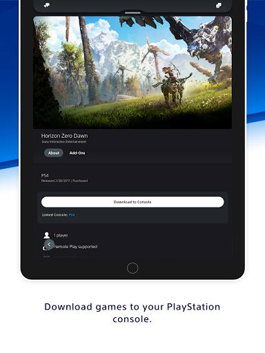 PlayStation App v21.6.1 screenshots 6