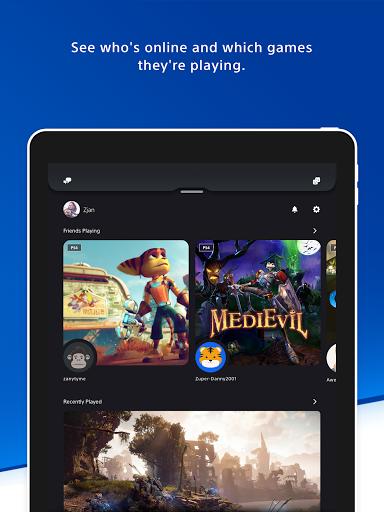 PlayStation App v21.6.1 screenshots 9