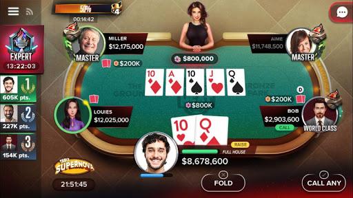 Poker Heat – Free Texas Holdem Poker Games v4.43.1 screenshots 6