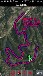 Polaris GPS Navigation Hiking Marine Offroad v9.18 screenshots 10