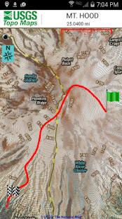 Polaris GPS Navigation Hiking Marine Offroad v9.18 screenshots 17
