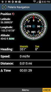Polaris GPS Navigation Hiking Marine Offroad v9.18 screenshots 18