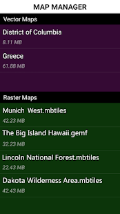 Polaris GPS Navigation Hiking Marine Offroad v9.18 screenshots 24