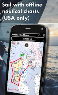 Polaris GPS Navigation Hiking Marine Offroad v9.18 screenshots 8