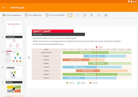 Polaris Viewer – PDF Docs Sheets Slide Reader v9.0.13 screenshots 11