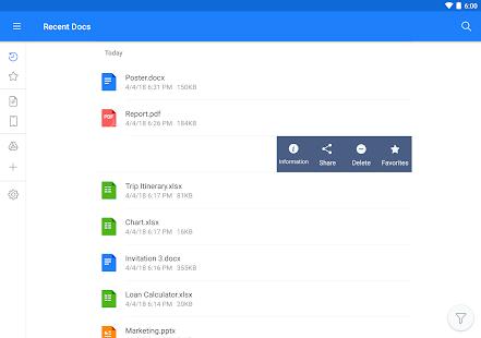 Polaris Viewer – PDF Docs Sheets Slide Reader v9.0.13 screenshots 12