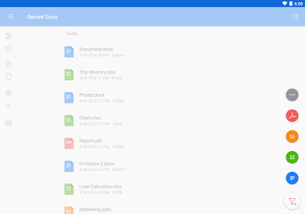 Polaris Viewer – PDF Docs Sheets Slide Reader v9.0.13 screenshots 14