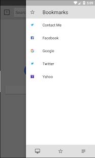 Porn amp Ads blocker browser v3.0.1 screenshots 3