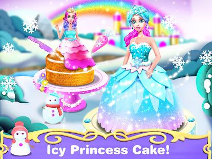Princess Cake Bakery- Frost Cakes Baking Salon v1.8 screenshots 1