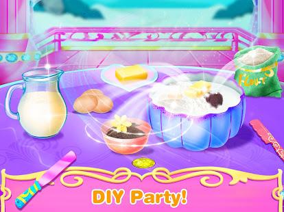 Princess Cake Bakery- Frost Cakes Baking Salon v1.8 screenshots 2
