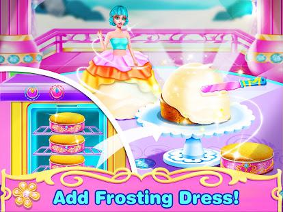 Princess Cake Bakery- Frost Cakes Baking Salon v1.8 screenshots 3