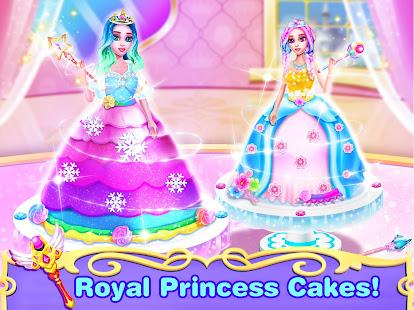 Princess Cake Bakery- Frost Cakes Baking Salon v1.8 screenshots 4