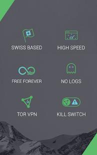 ProtonVPN Outdated – See new app link below v1.4.54 screenshots 7