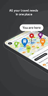 Public Transport Victoria app v4.4.2 screenshots 1