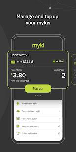 Public Transport Victoria app v4.4.2 screenshots 3