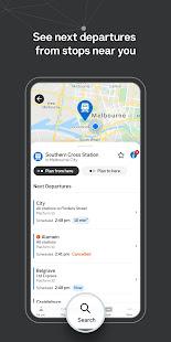 Public Transport Victoria app v4.4.2 screenshots 4