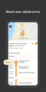 Public Transport Victoria app v4.4.2 screenshots 5