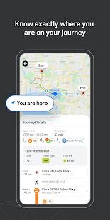 Public Transport Victoria app v4.4.2 screenshots 6