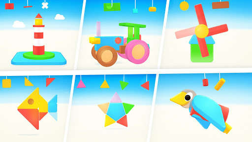 Puzzle Shapes Learning Games for Toddlers v2.3.2 screenshots 3