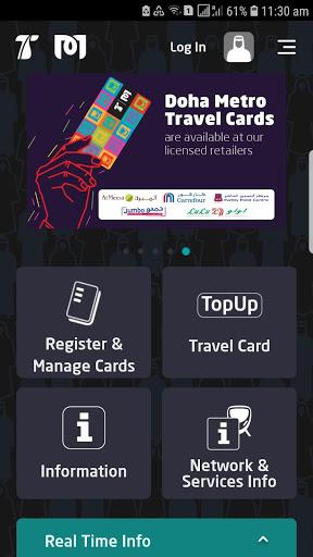 Qatar Rail v3.5 screenshots 2