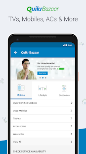 Quikr Search Jobs Mobiles Cars Home Services v11.18 screenshots 4