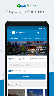 Quikr Search Jobs Mobiles Cars Home Services v11.18 screenshots 5
