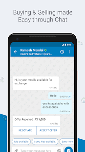 Quikr Search Jobs Mobiles Cars Home Services v11.18 screenshots 8
