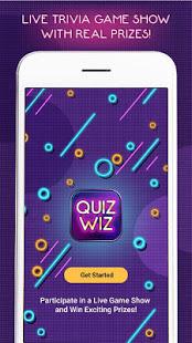Quiz Wiz – General Knowledge Trivia to Win Prizes v3.4 screenshots 1