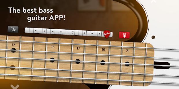 REAL BASS Electric bass guitar free v6.30.18 screenshots 1