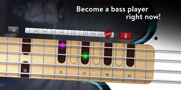 REAL BASS Electric bass guitar free v6.30.18 screenshots 9