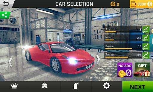 Racing Traffic Car Speed v1.2 screenshots 10