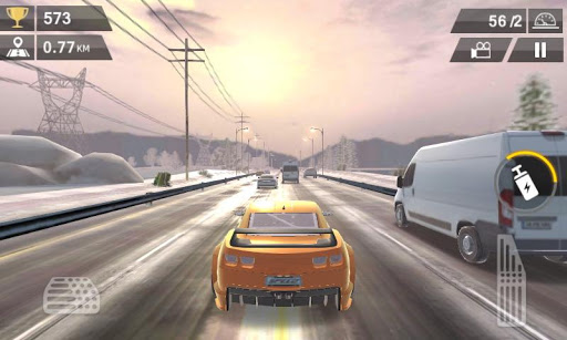 Racing Traffic Car Speed v1.2 screenshots 13