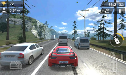 Racing Traffic Car Speed v1.2 screenshots 20