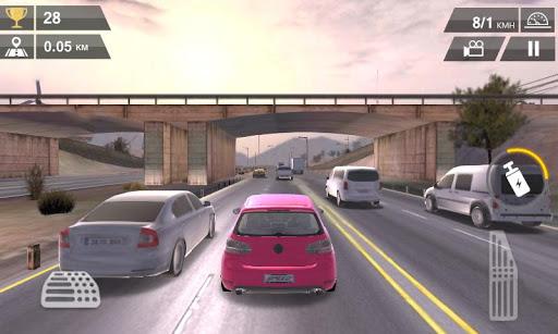 Racing Traffic Car Speed v1.2 screenshots 22