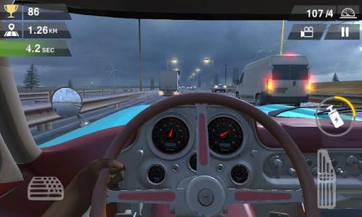 Racing Traffic Car Speed v1.2 screenshots 24
