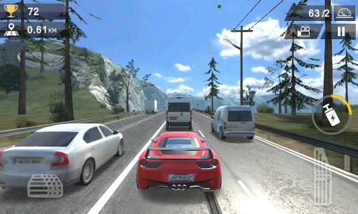 Racing Traffic Car Speed v1.2 screenshots 4