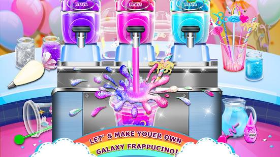 Rainbow Ice Cream – Unicorn Party Food Maker v1.8 screenshots 2